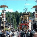 飛騨高山祭り2017の日程はいつ?見どころと詳細、混雑状況は?