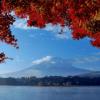 河口湖の紅葉の見頃は?もみじ祭り2016の日程や見どころまで1発チェック!