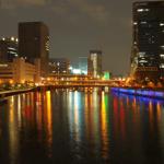 中之島イルミネーション(大阪光のルネサンス)2016の日程とアクセス方法、点灯時間は?