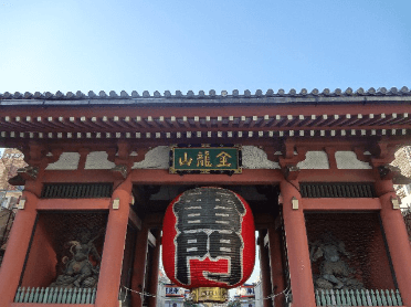 浅草寺の初詣