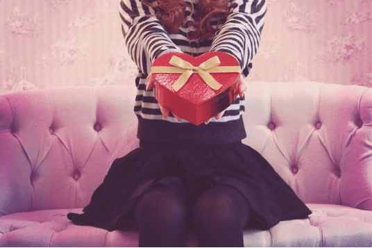 バレンタイン本命チョコ