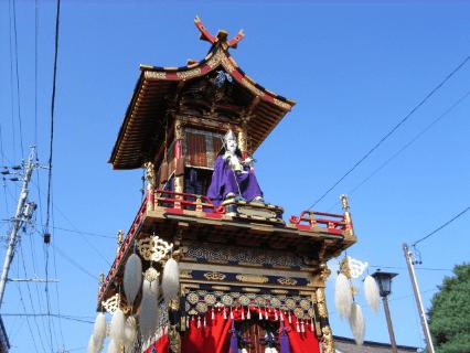 八百津祭り