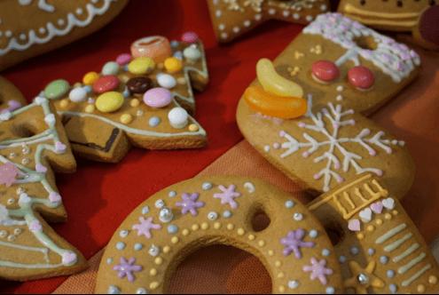 バレンタインデコクッキー